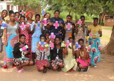 Let Girls Shine; A Menstrual Health Hygiene Intervention